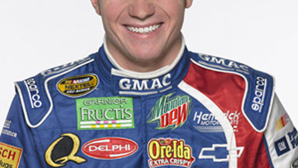 Brian Vickers Back with SPEED's 'Inside NEXTEL Cup'