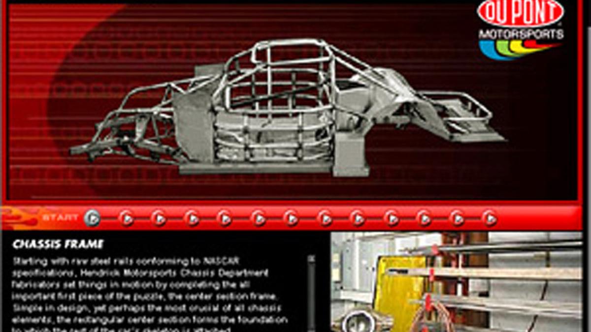 Build Your Favorite Driver's Car!