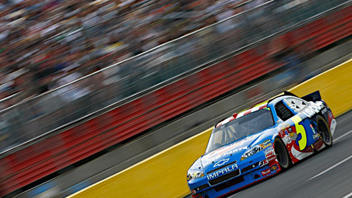 Charlotte recap: Martin, Gordon in top 10