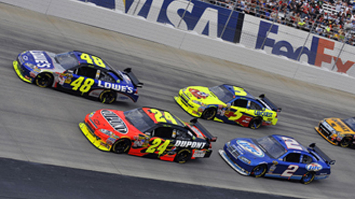Chevrolet clinches Manufacturers' Championship