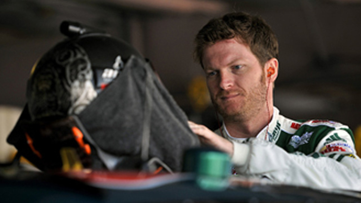 Dale Jr. vs. Shaq June 23 at Concord Speedway