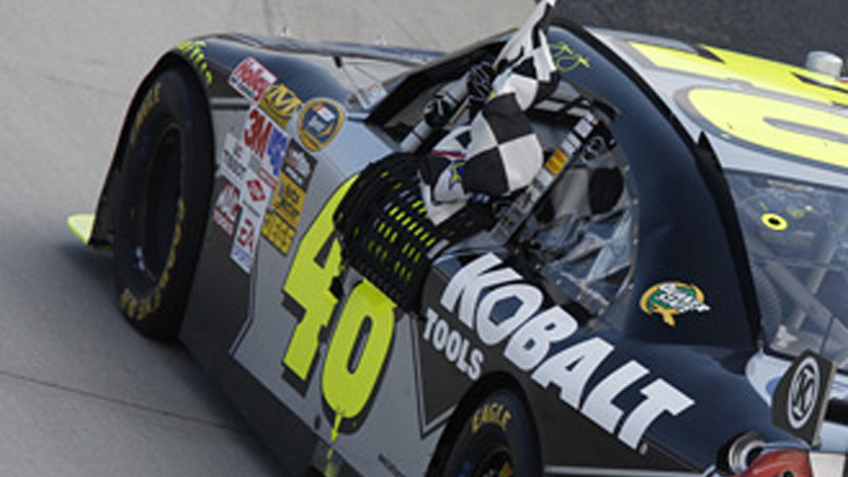 Dover recap: Johnson wins at 'The Monster Mile'