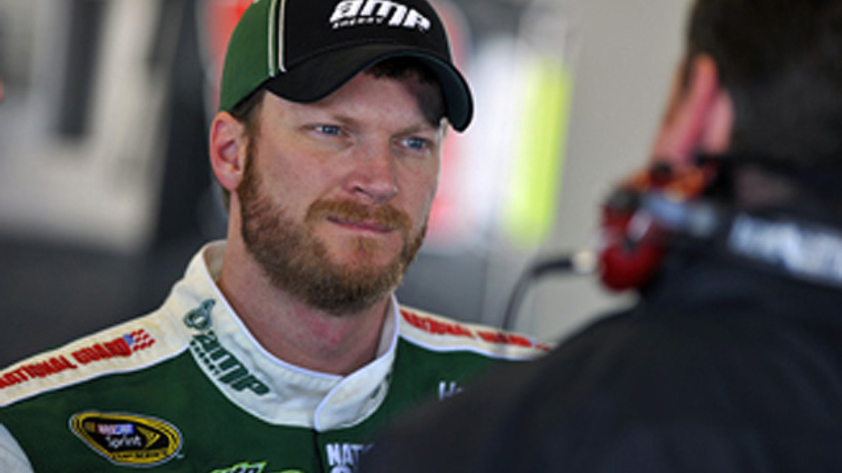 Earnhardt to reach Make-A-Wish milestone at Charlotte Motor Speedway