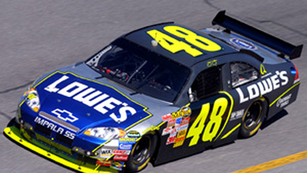 Gear up with Lowe's Racing team this Memorial Day