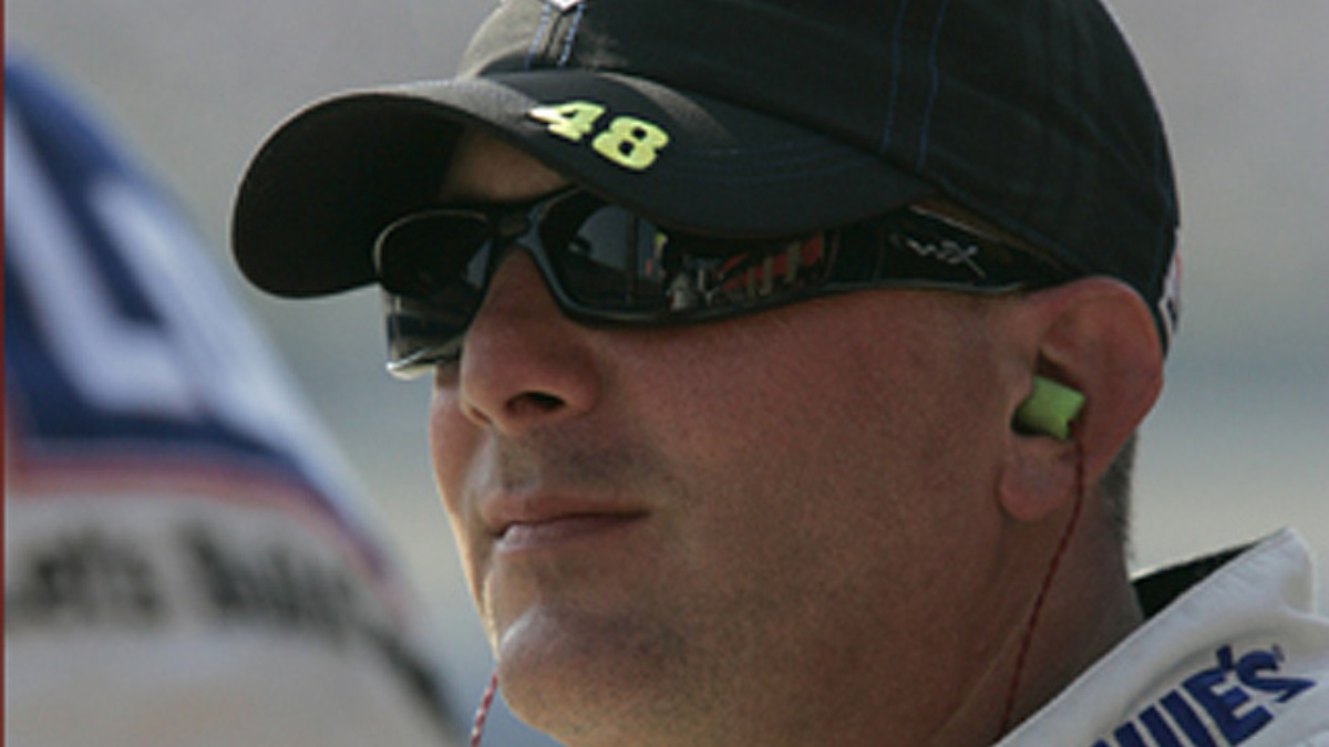 Getting to know Marc Puchalski, mechanic for the No. 48