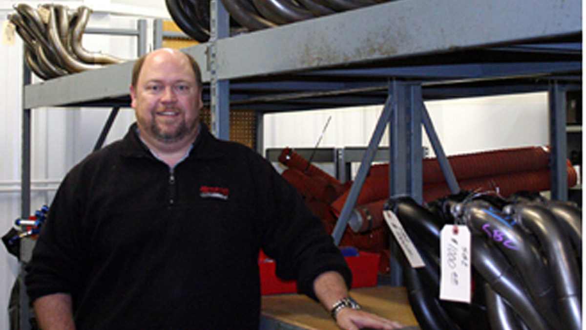 Getting to know Mark Anderson, Raced Parts Manager