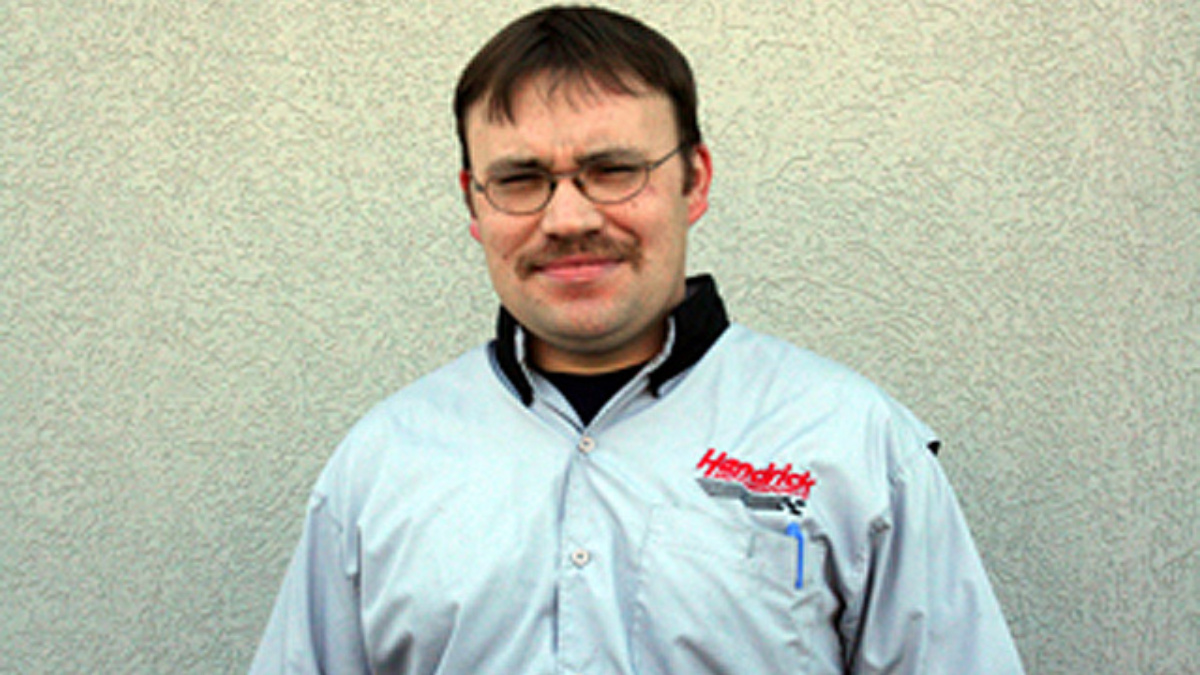 Getting to know Matt Fernandez, chassis builder