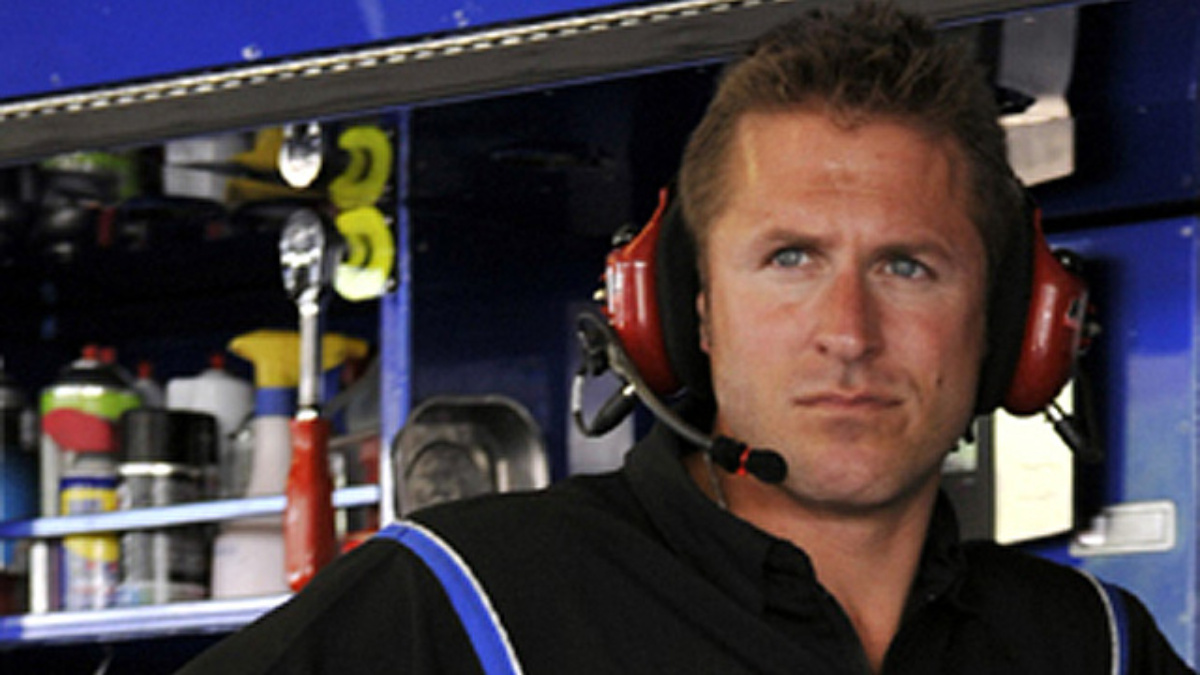 Getting to know Ron Malec, car chief for the No. 48
