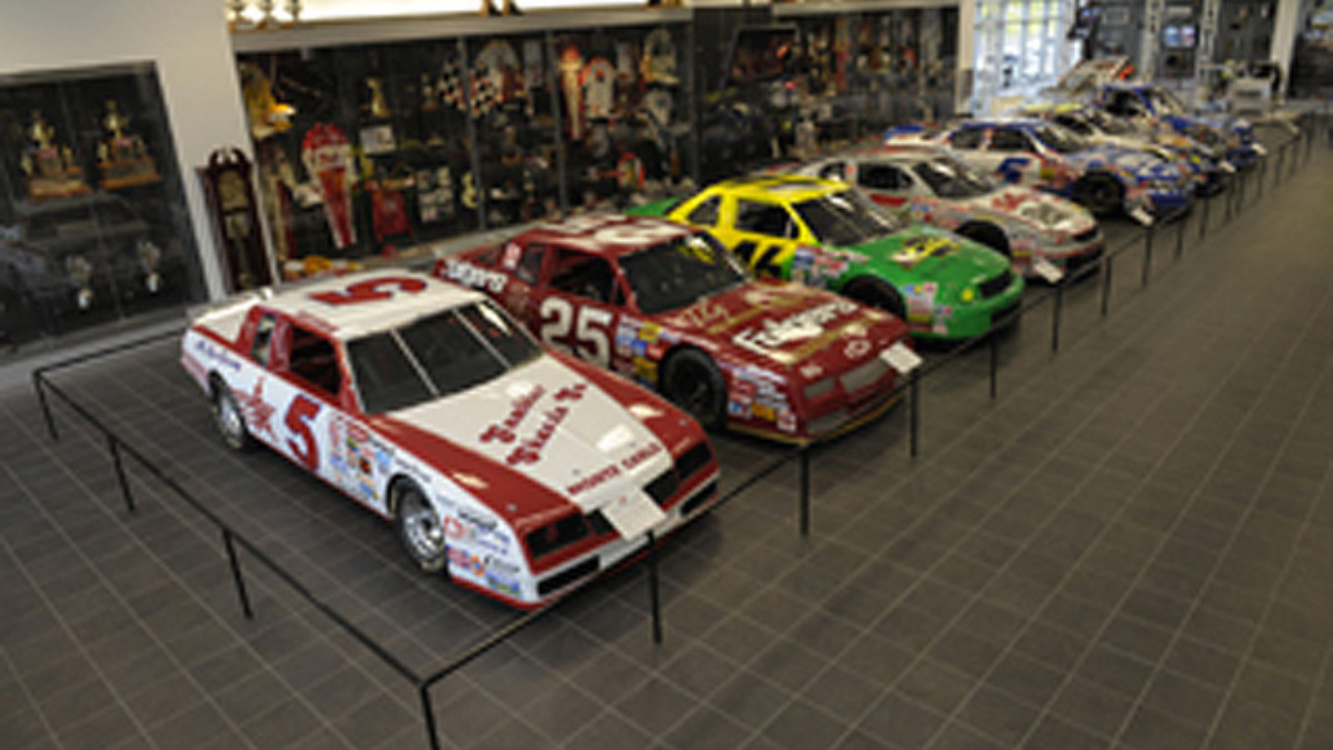 Hendrick Motorsports Museum and Team Store closed Saturday, Monday