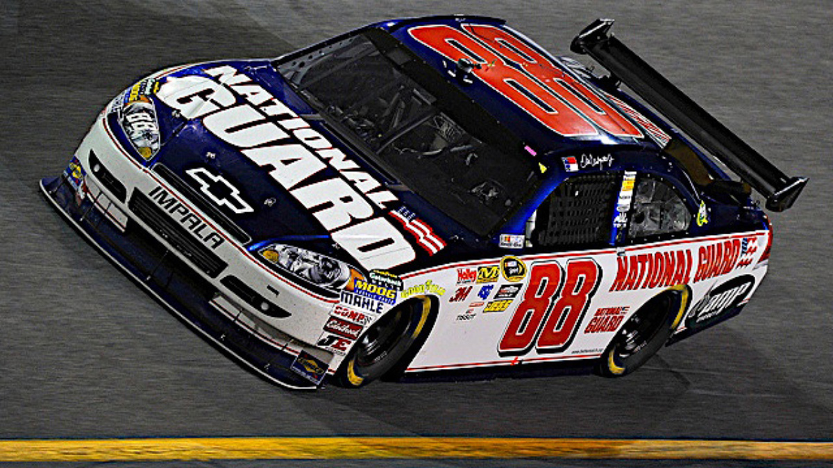 Hendrick Motorsports drivers draw spots for Saturday's Budweiser Shootout