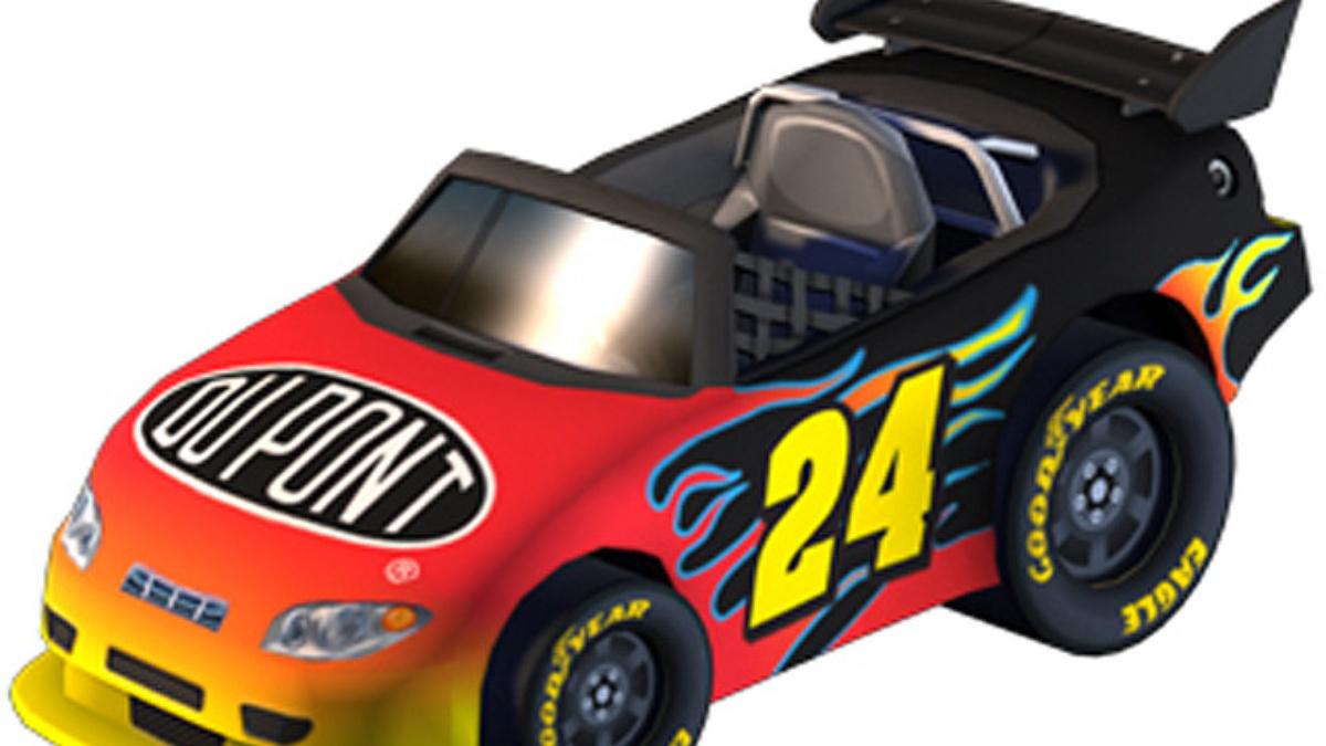 Hendrick teammates featured in NASCAR Kart Racing