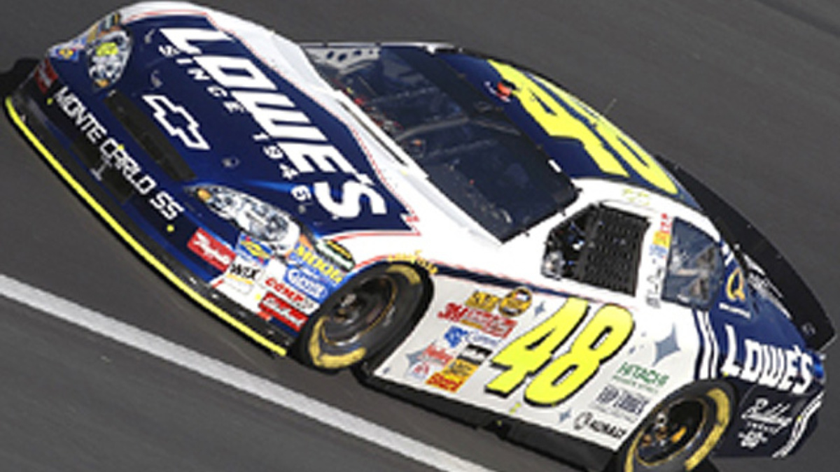 Jimmie Johnson's Chase Diary: Martinsville