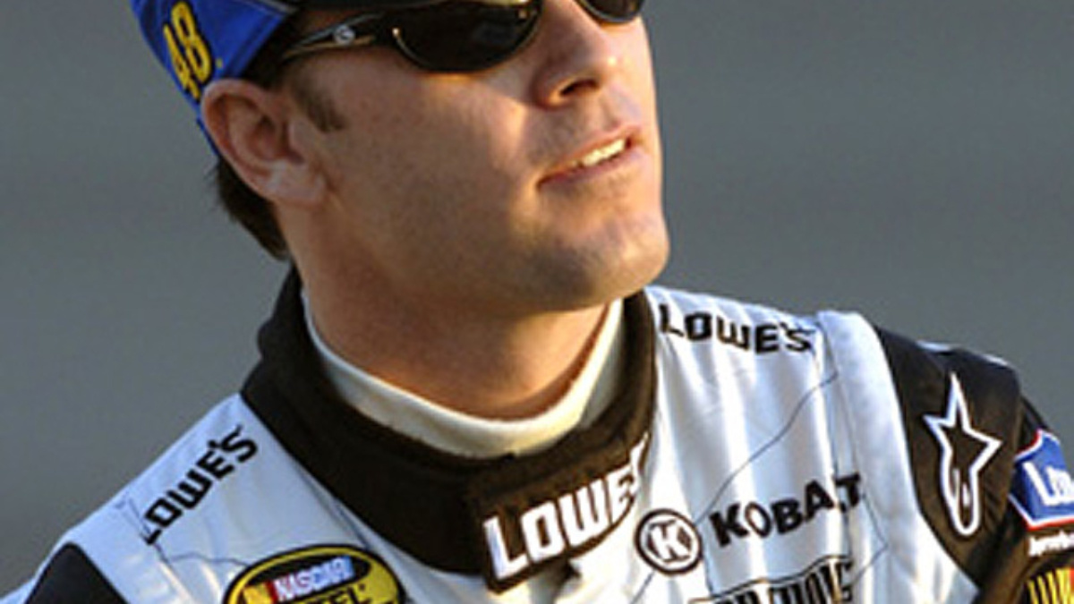 Jimmie Johnson's Chase Diary: New Hampshire