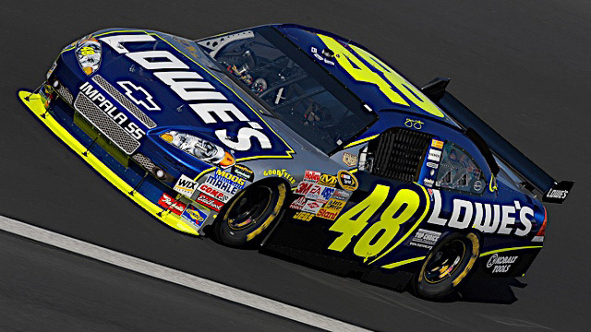 Johnson optimistic about car set-up for Dover