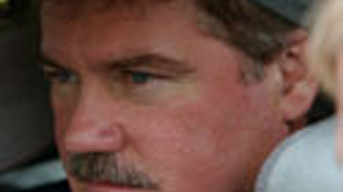 Labonte Looking for Strong Finish to '03