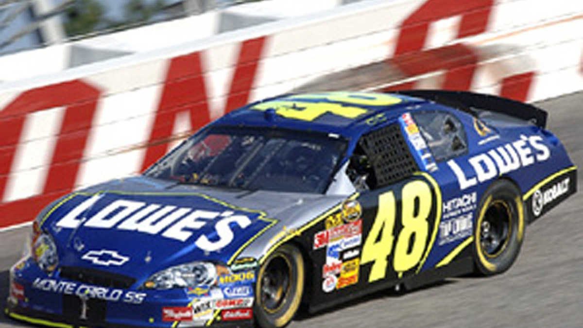 Lowe's, Johnson Extend with Hendrick Motorsports