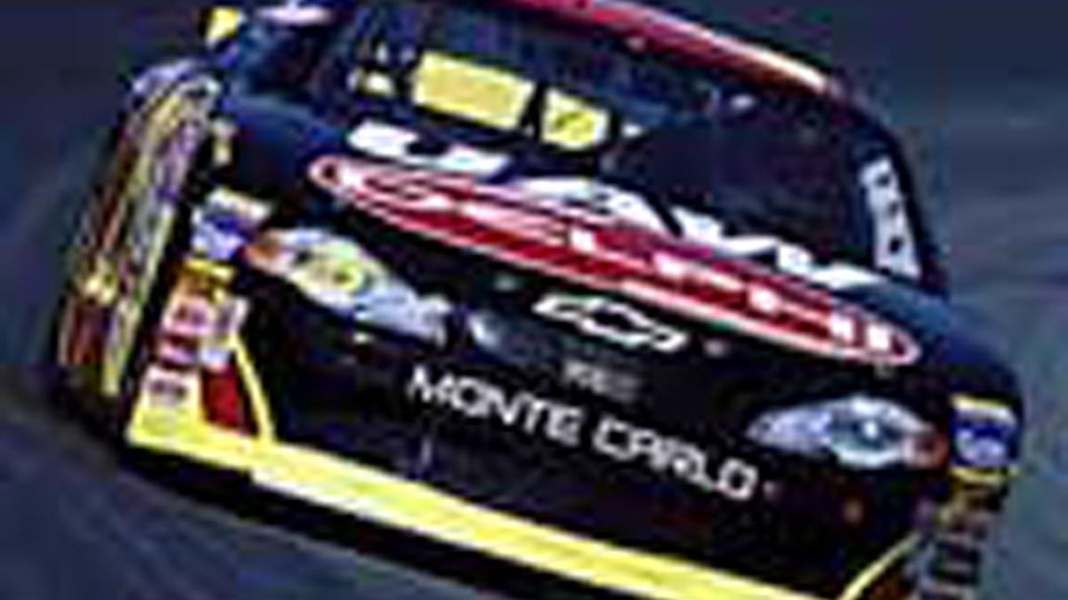 Nemechek to Drive No. 25 Chevy in 2003