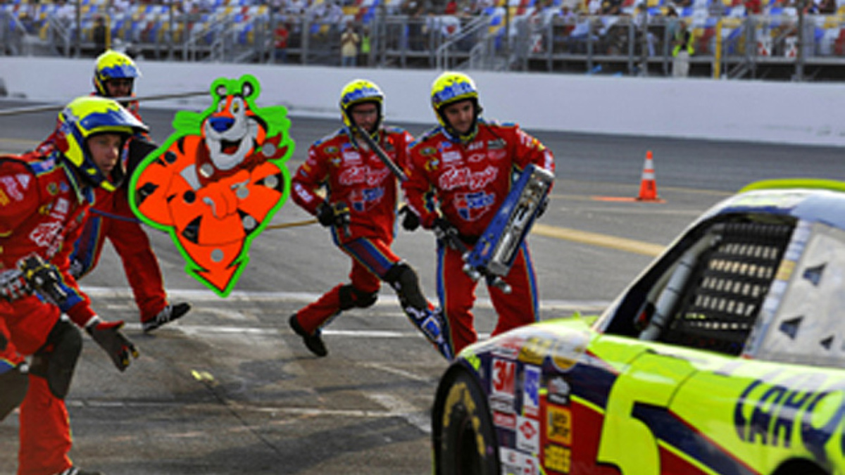 Save $5 on your May race tickets for Lowe's Motor Speedway with Martin's name