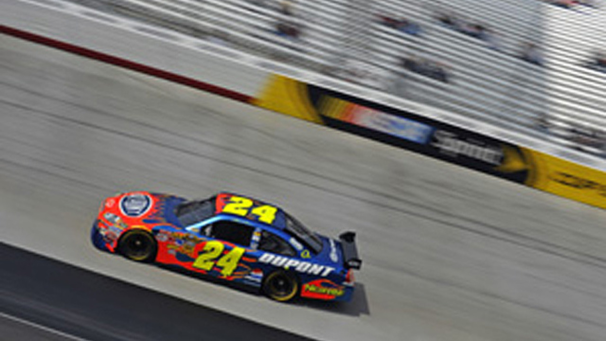 Team DuPont hopes for monster weekend