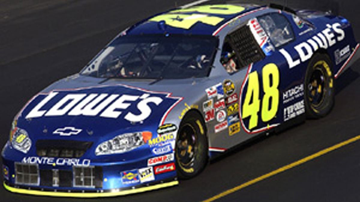 Team Lowe's Prepares for 'Chase' with Kentucky Test