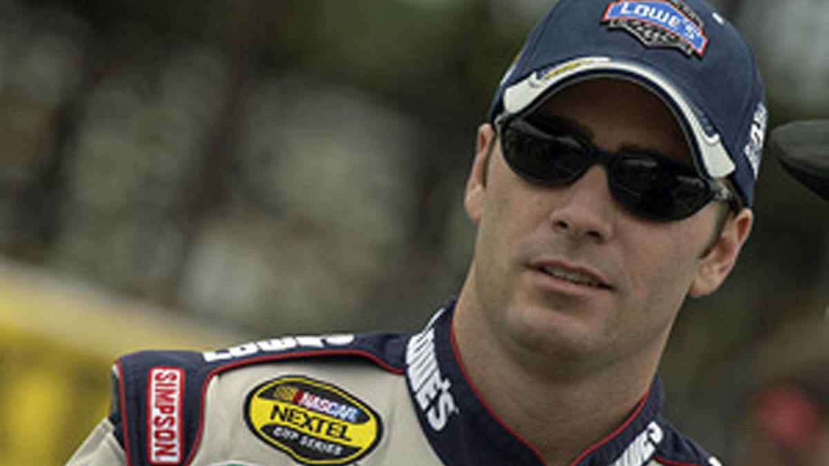 Ten Minutes With Jimmie Johnson