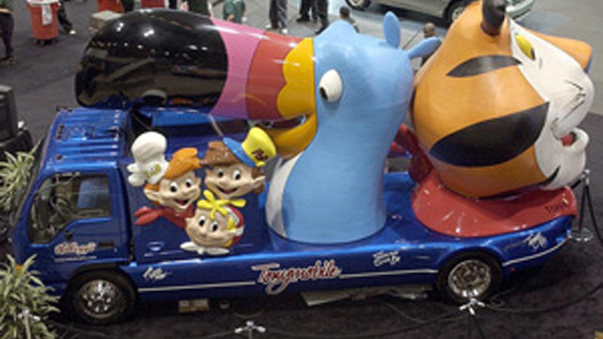 The 'Tonymobile' Races to Hendrick Motorsports Oct. 13