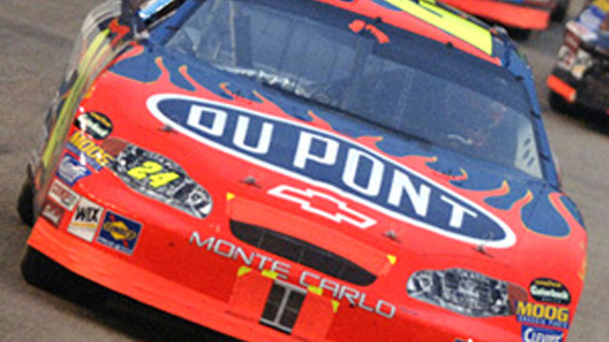 To Win at Dover, Gordon Must First Finish