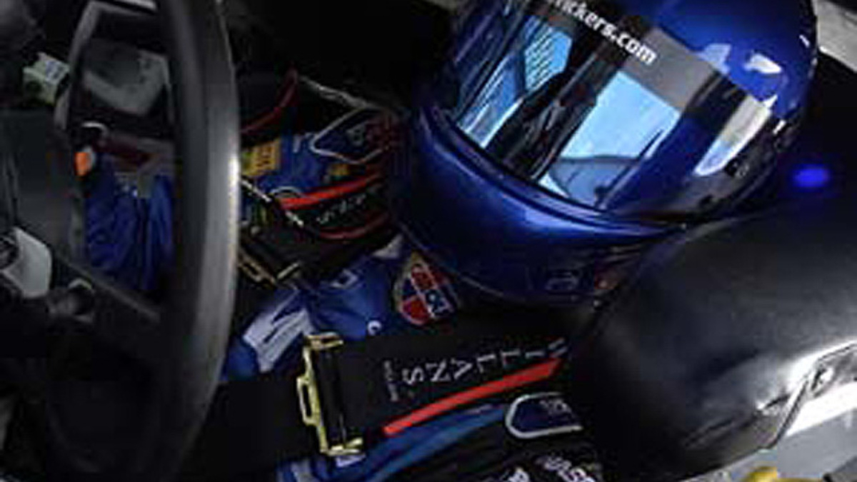 Vickers Leads Team Hendrick in Cali Time Trials