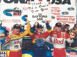 DeHart, Evernham, Labonte, Rudd share Hendrick memories