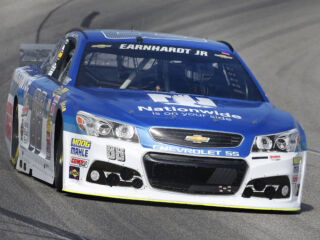 Cars for a cause: Two Earnhardt rides up for auction