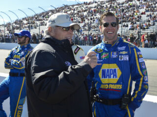 Gustafson: Hendrick 'the top of the top'