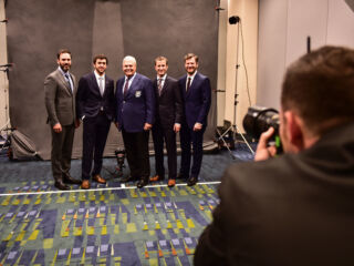 Friends, industry show support for Hendrick's Hall of Fame induction