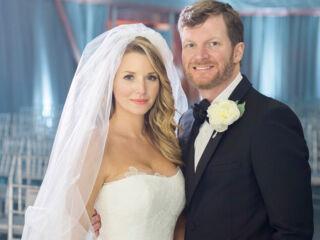 Earnhardt wedding rings in new year