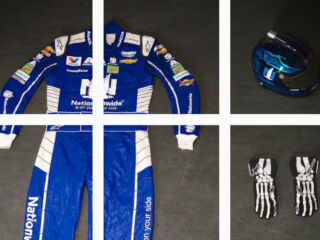 Check out Earnhardt's 2017 Nationwide kit