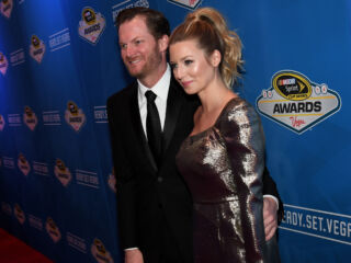 Earnhardt: Fiancée 'a rock' throughout his recovery