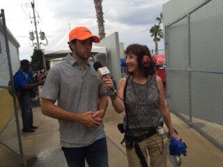 On the Grid: Daytona pre-race