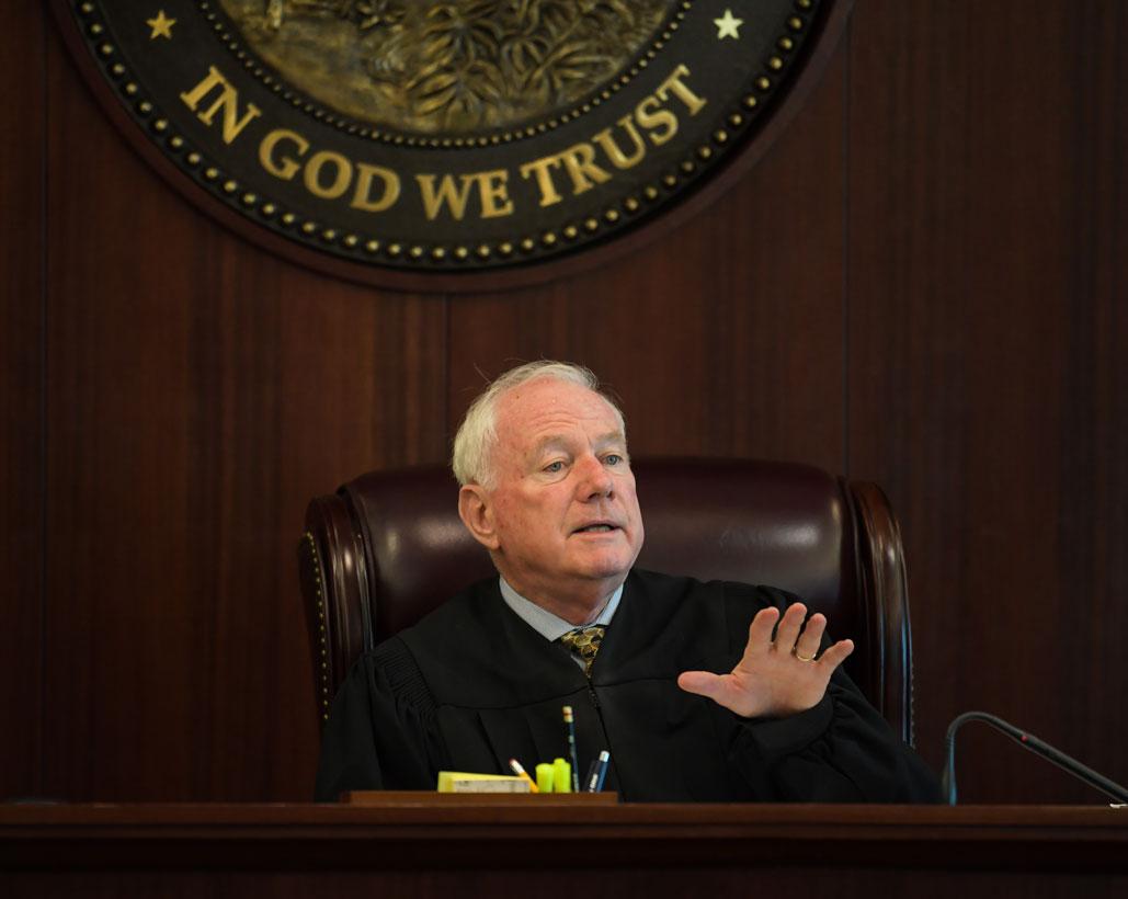 Judge Foster