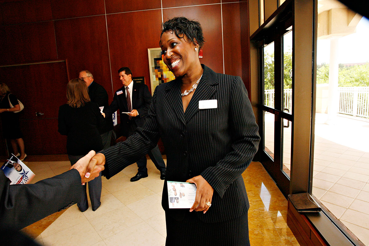 Judge Patrice Moore