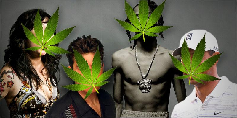 Weed Strains Named After Celebs