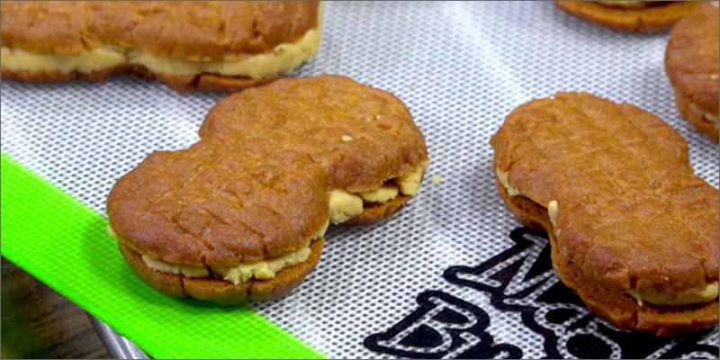 Cannabis Butter Nutter Butter Cookies