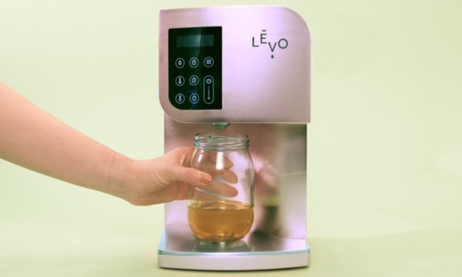 Cannabutter LEVO Weed-Infuser