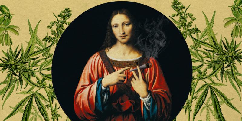 Jesus healed using cannabis