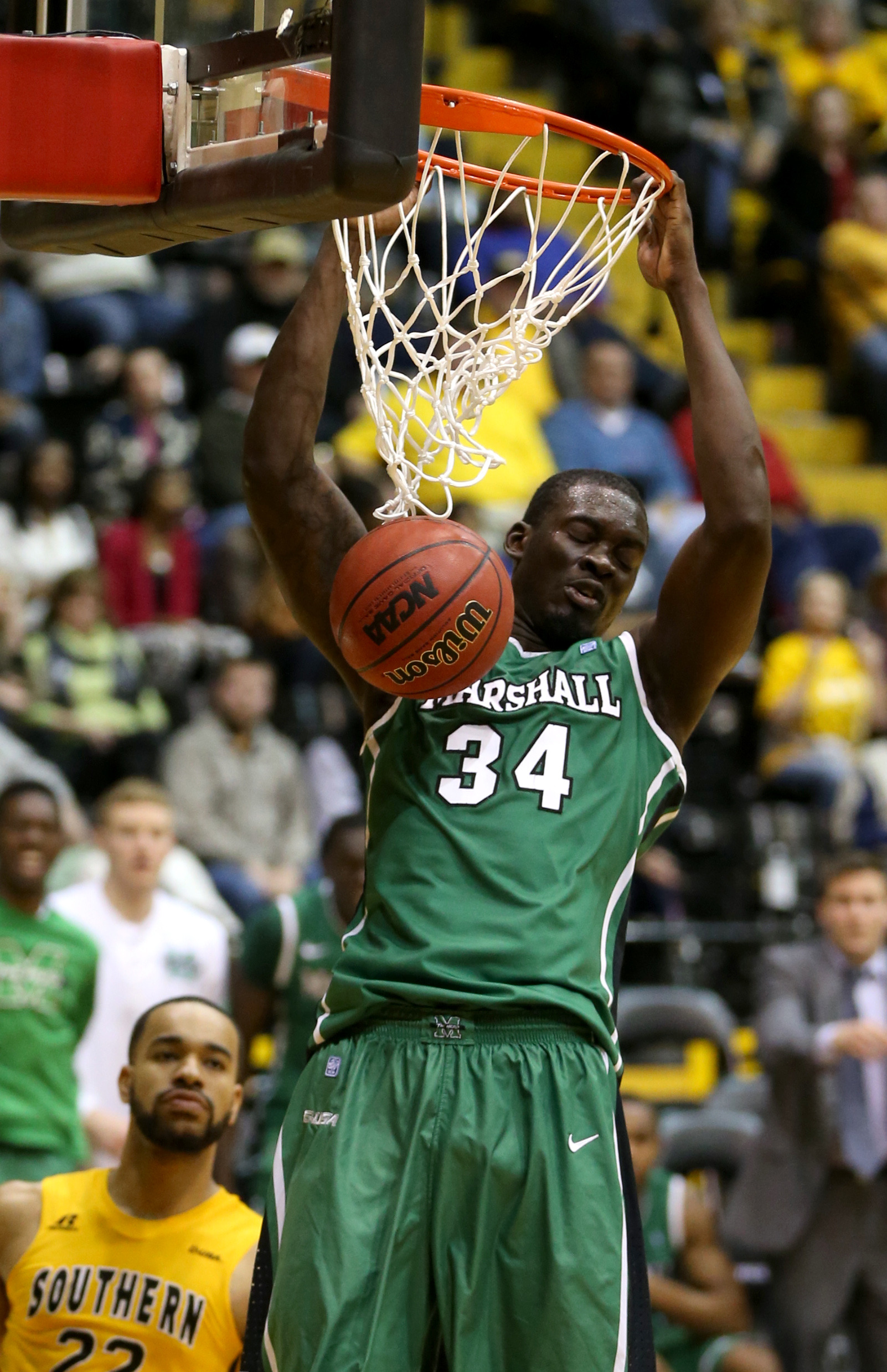 Yous Mbao will be honored on Senior Day vs. Charlotte on Thursday