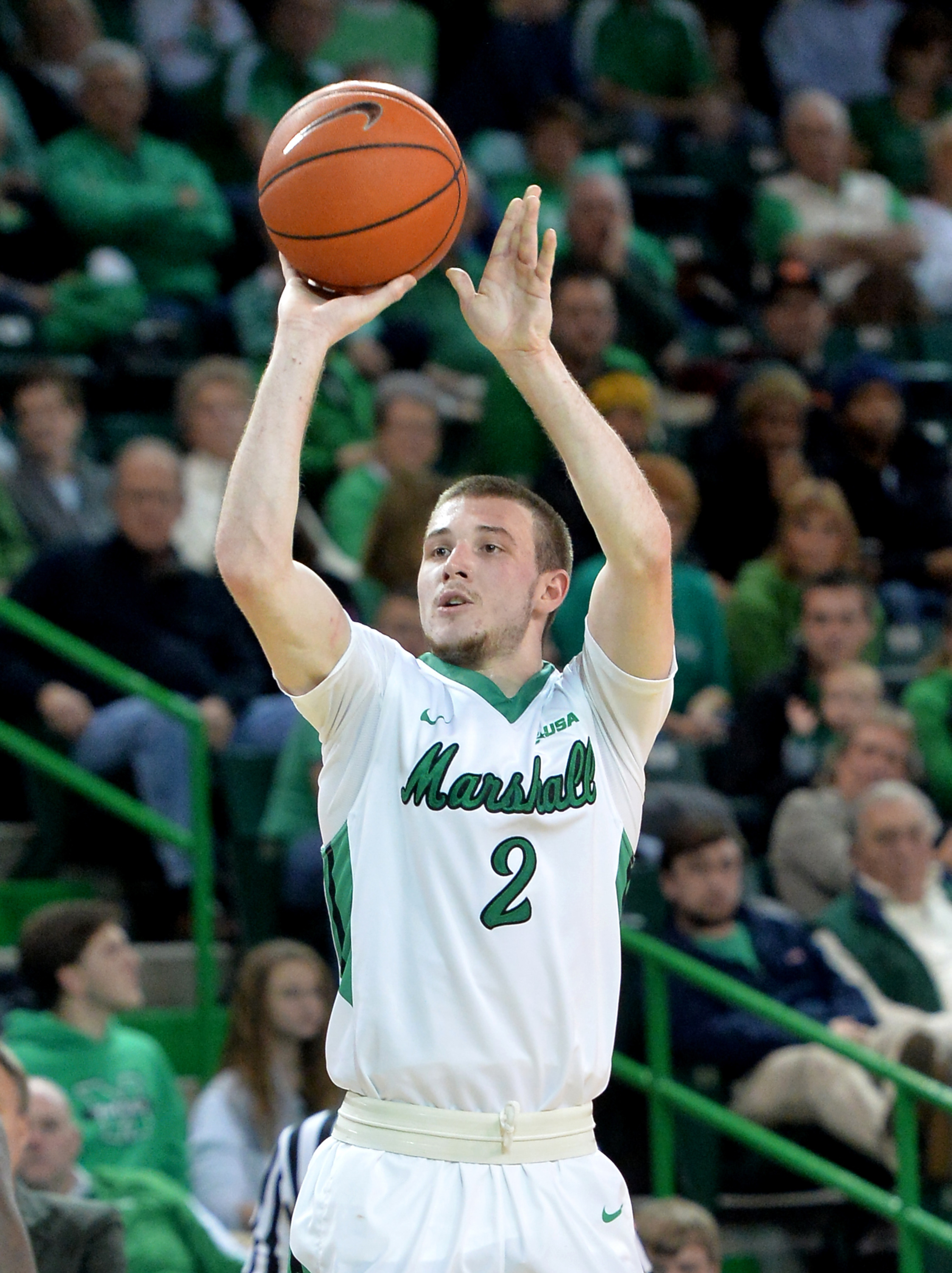 Browning led the Herd with 18 points, eight rebounds and six assists.