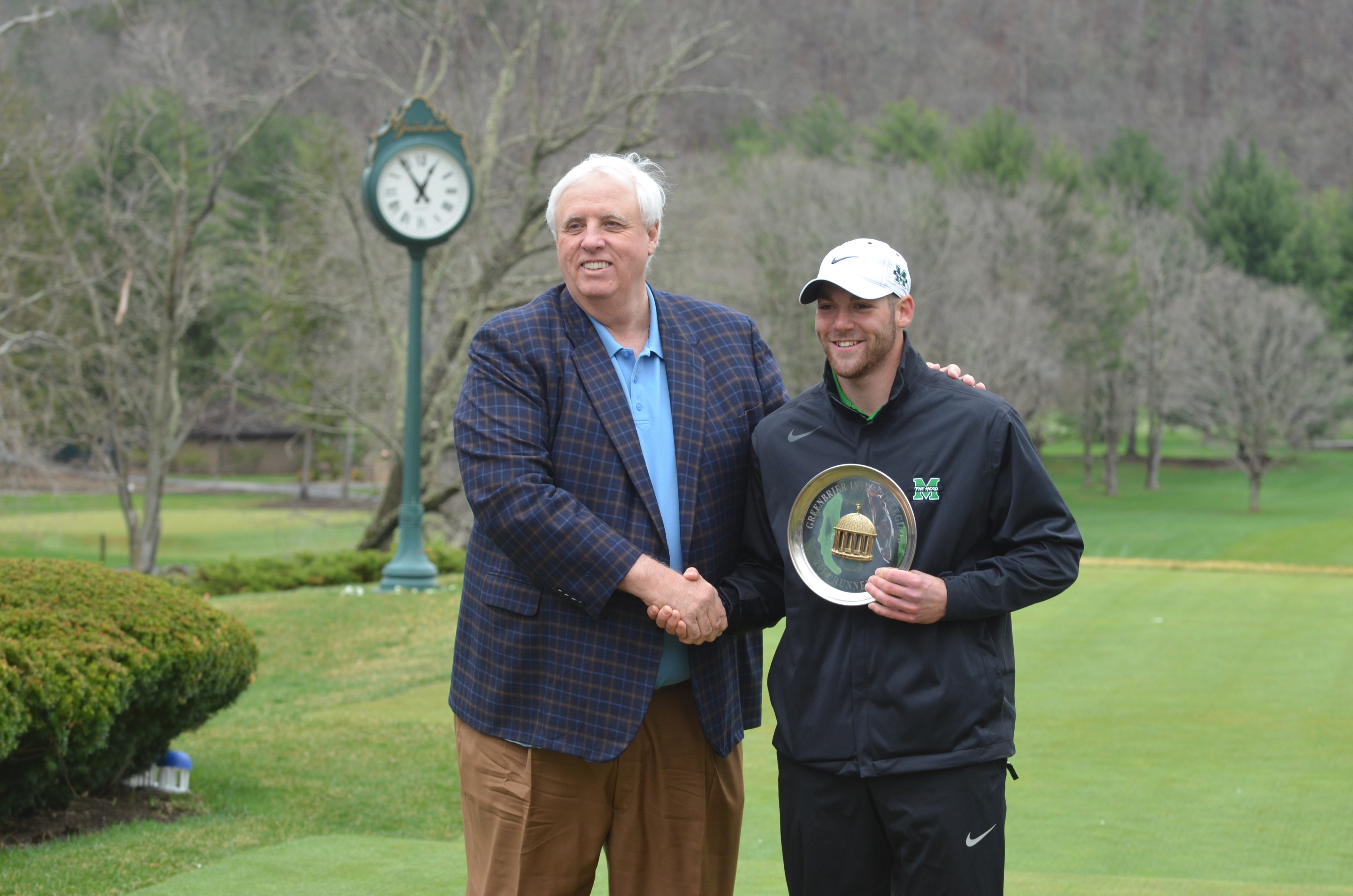 Lagodich finished as runner-up at the 2013-14 Greenbrier Collegiate Invitational.