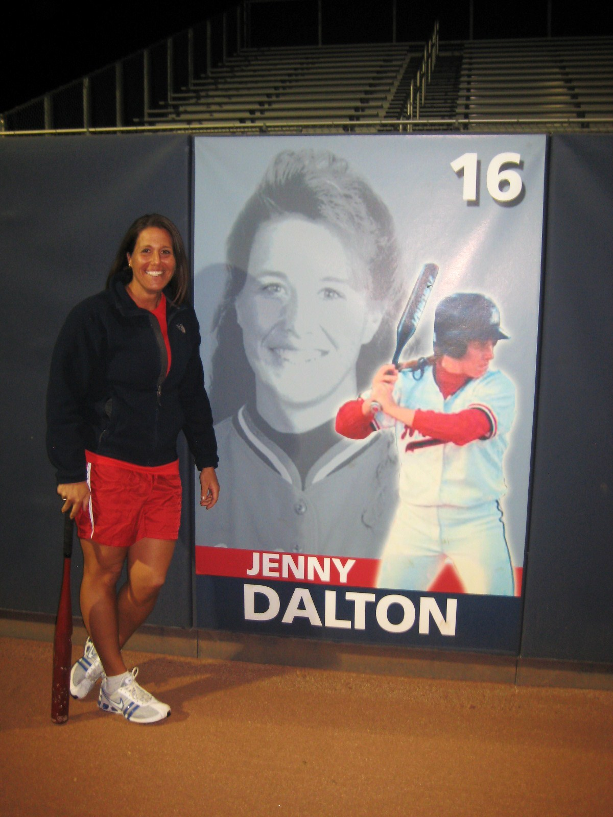 Jenny Dalton-Hill helped lead Arizona to four National Championships as a player and coach.