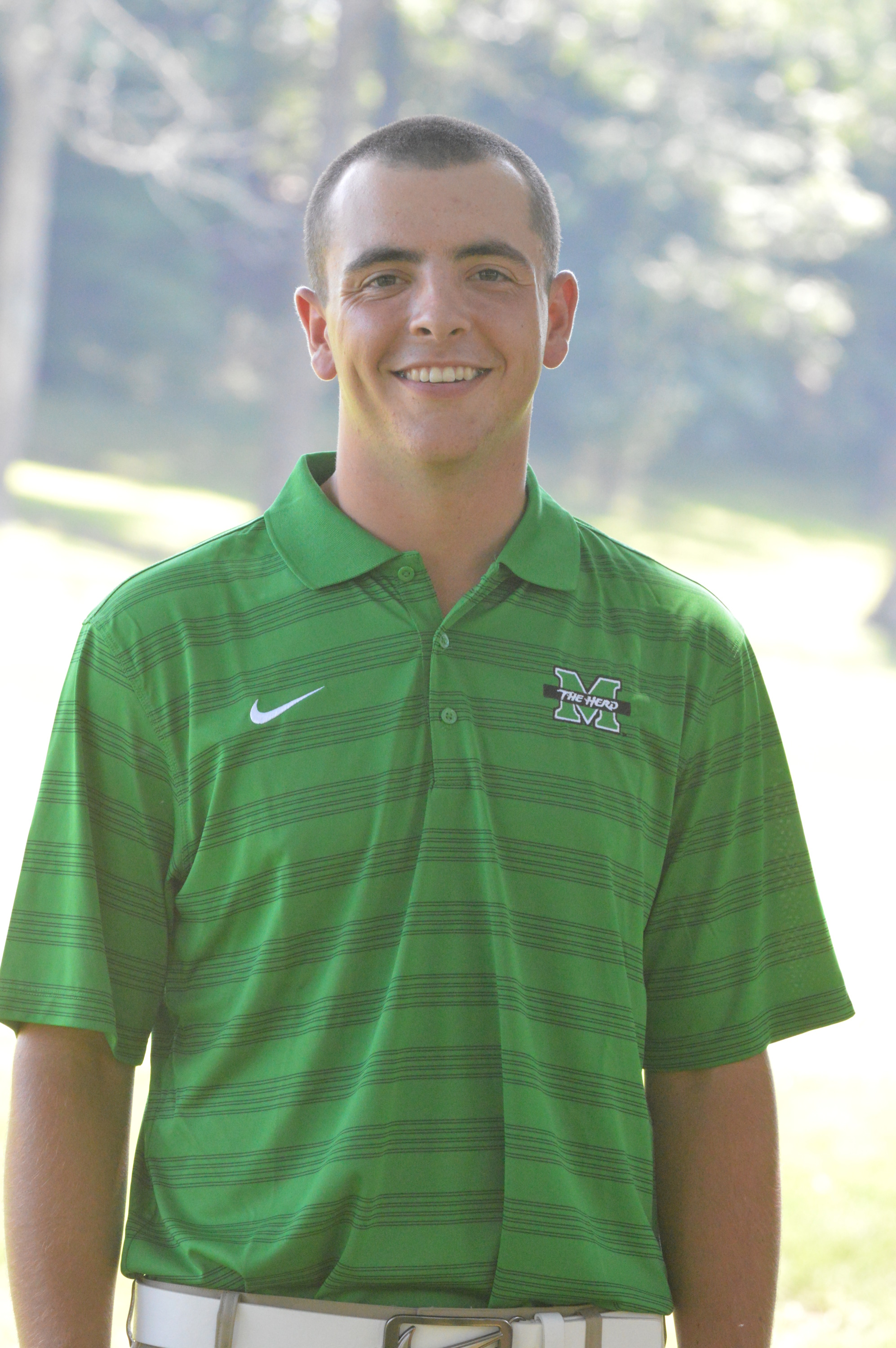 Weiss had the Herd's low score of 9-over-par 153 through 36 holes.