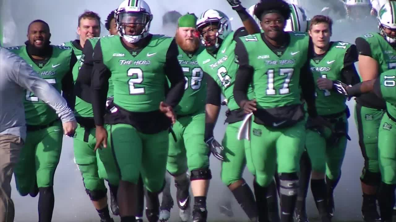 Marshall Football Today 11/24/18