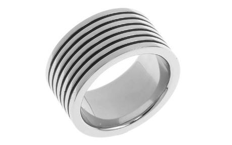 ESPRIT Ring Edelstahl