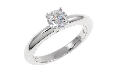 ESPRIT Ring Grace 925/- Sterlingsilber mit Zirkonia